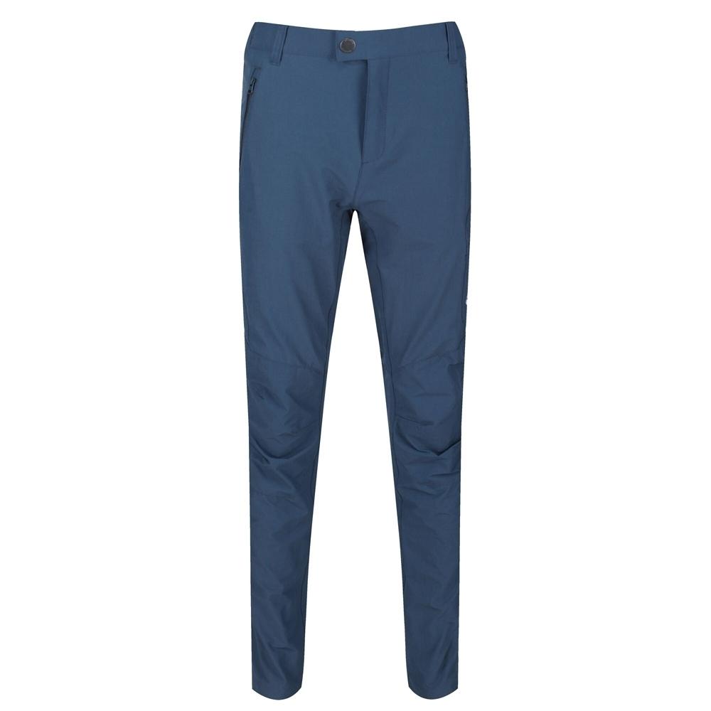 Regatta Mens Highton Polyamide Durable Walking Trousers 32 - Waist 32 (81cm)  Inside Leg 29