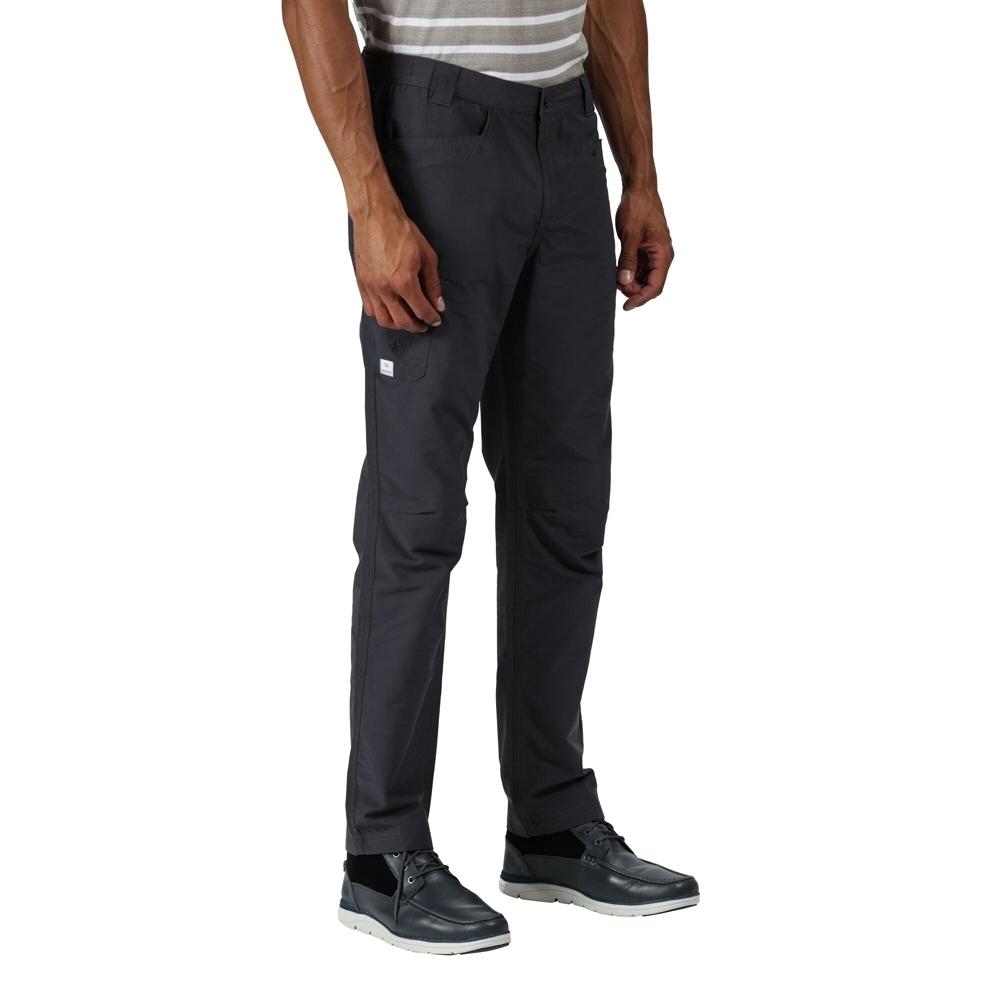 Regatta Mens Delgado Cotton Elasticated Walking Trouser 30 - Waist 30 (76cm)  Inside Leg 31
