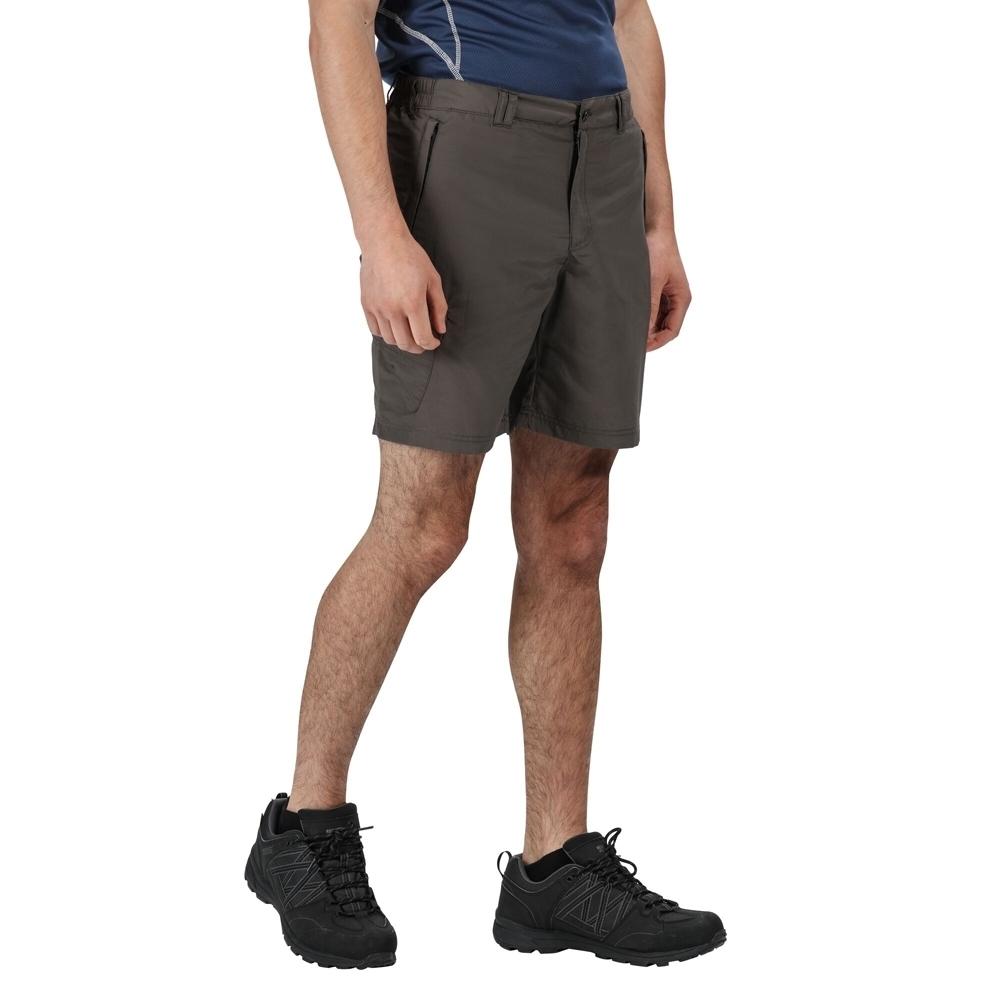Regatta Boys Hypertrail Low Junior Light Breathable Walking Shoes Uk Size 11 (eu 30)