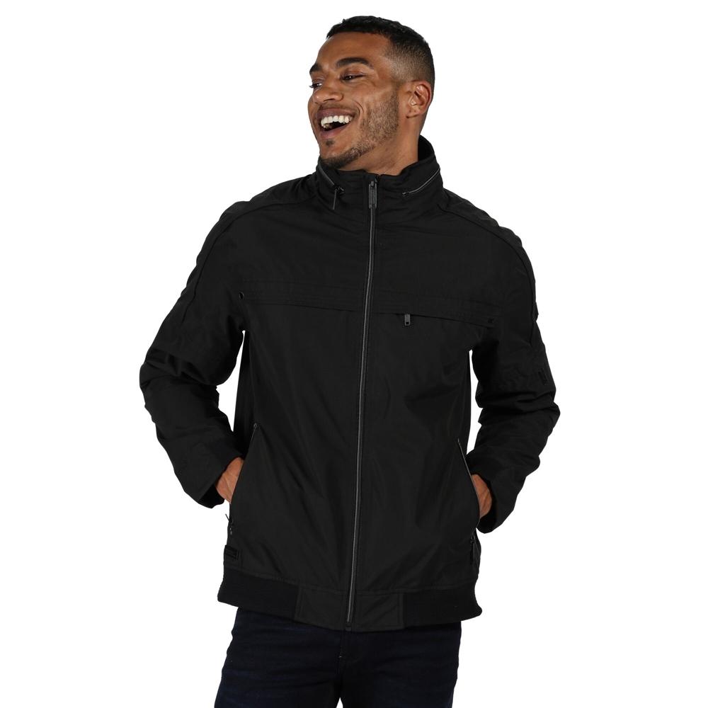 Regatta BoysandGirls Excelsis Polyester 2 Tone Full Zip Durable Jacket 15-16 Years
