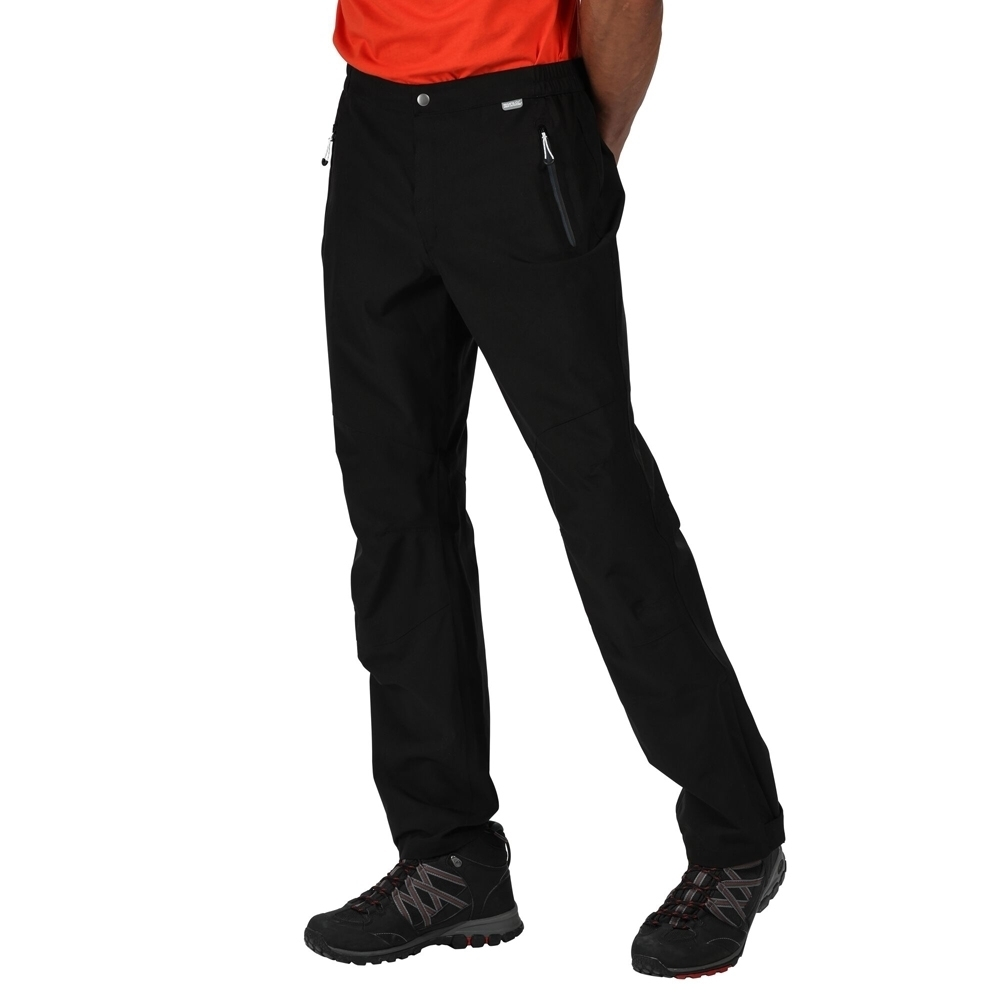 Trespass Mens Task Wicking Quick Dry Patterned Baselayer Trousers L - Waist 36-38 (91.5-96.5cm)  Inside Leg 31