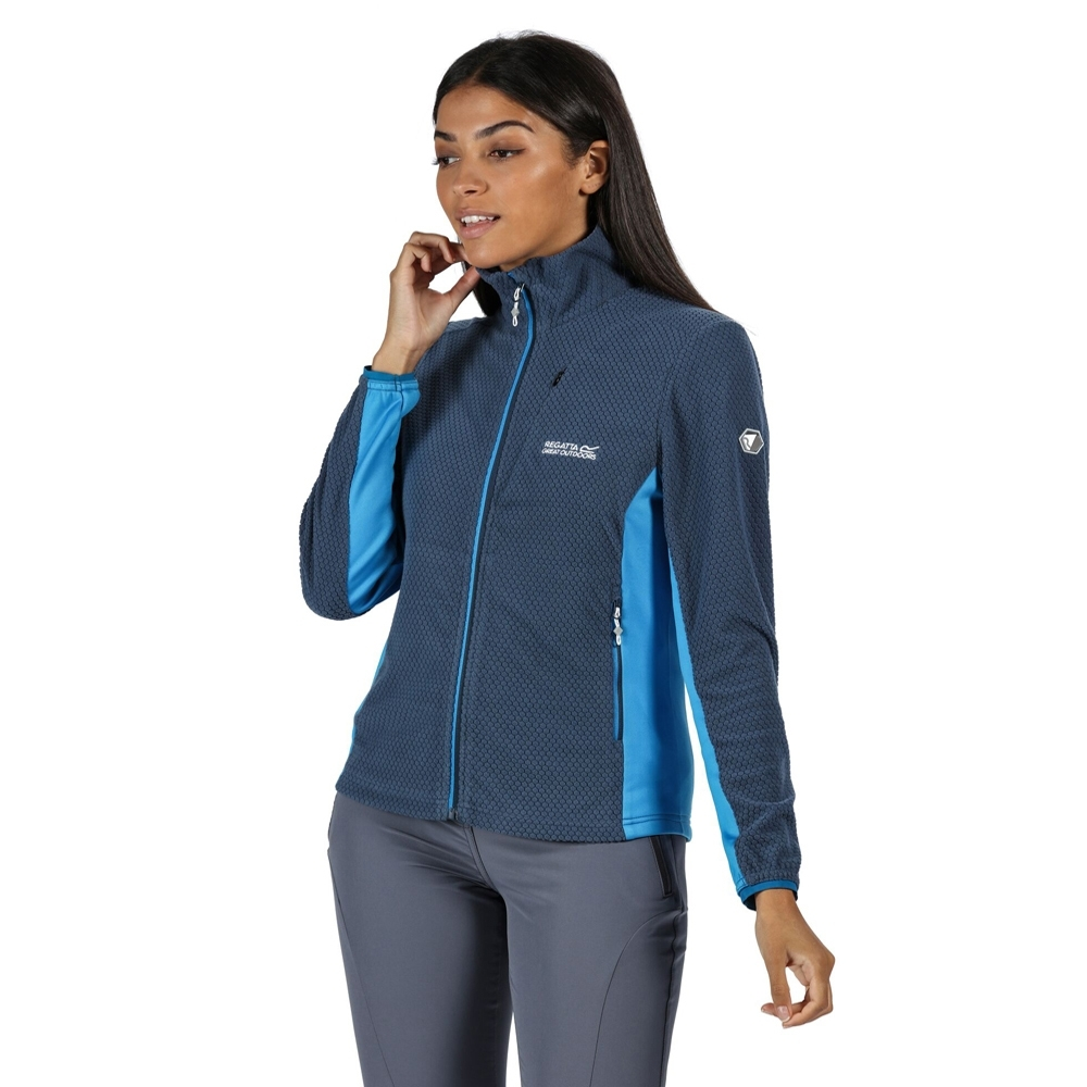 Regatta Mens Calderdale Iii Waterproof Breathable Jacket L - Chest 41-42 (104-106.5cm)