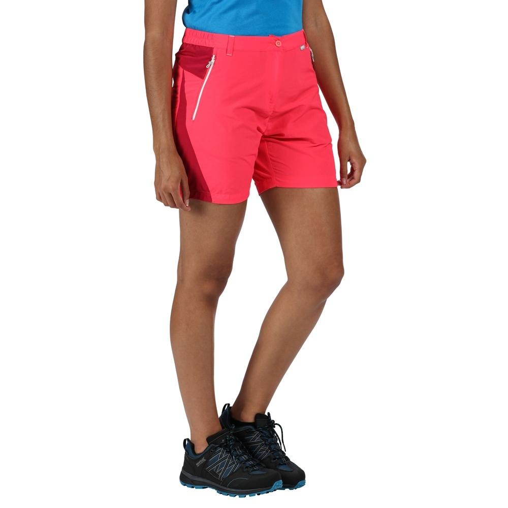 Regatta Womens Sungari Ii Lightweight Stretchy Summer Shorts 18 - Waist 36 (91cm)