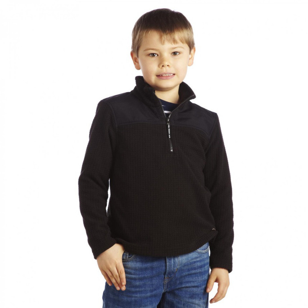 Product image of Regatta Boys Topnotch Warm Thick Overhead Fleece Top 11 years - Chest 75-79cm