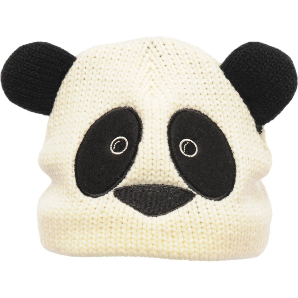 Product image of Regatta Boys & Girls Viva Fleece Lined Animal Character Beanie Hat 1-2 Years