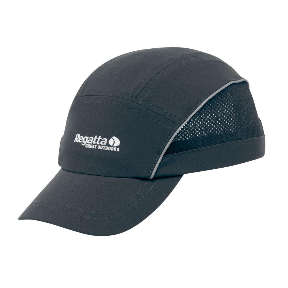 Product image of Regatta Kids Overcool Cap II Grey