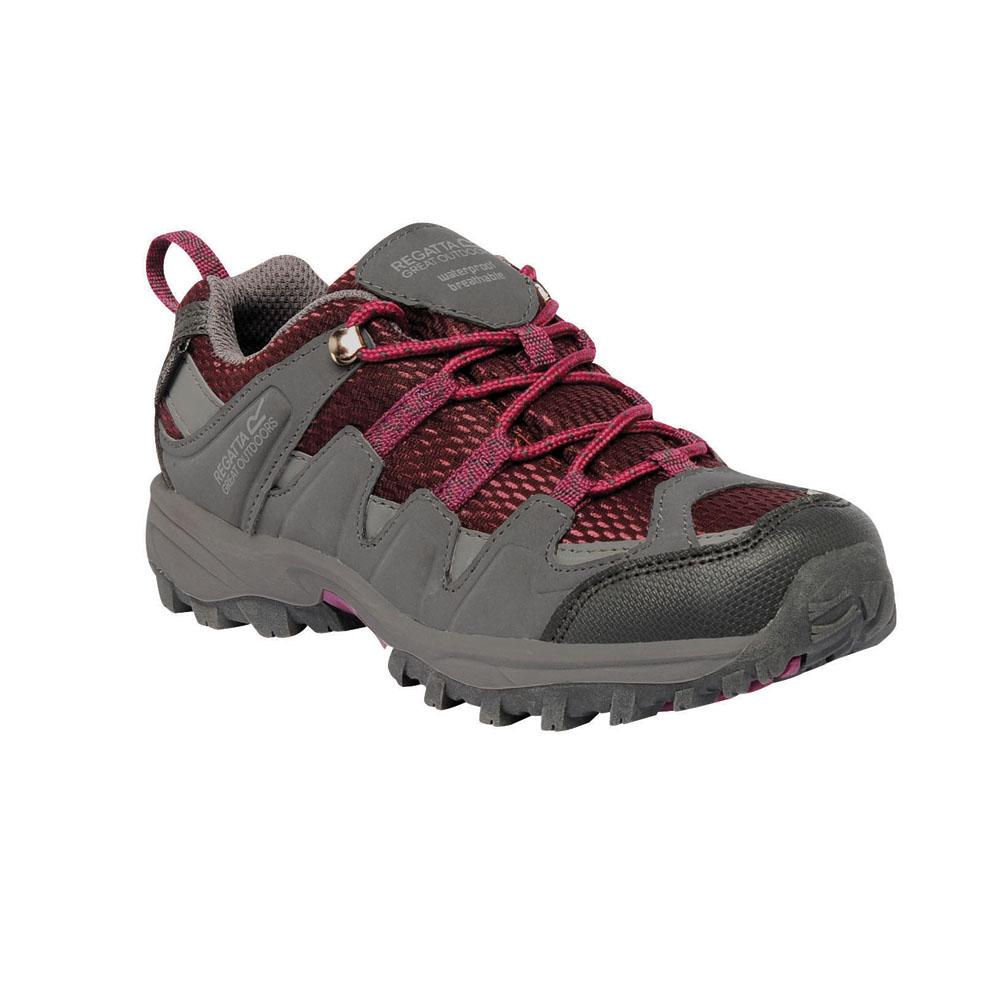 Regatta Kids Garsdale Low Junior Breathable Walking Shoes