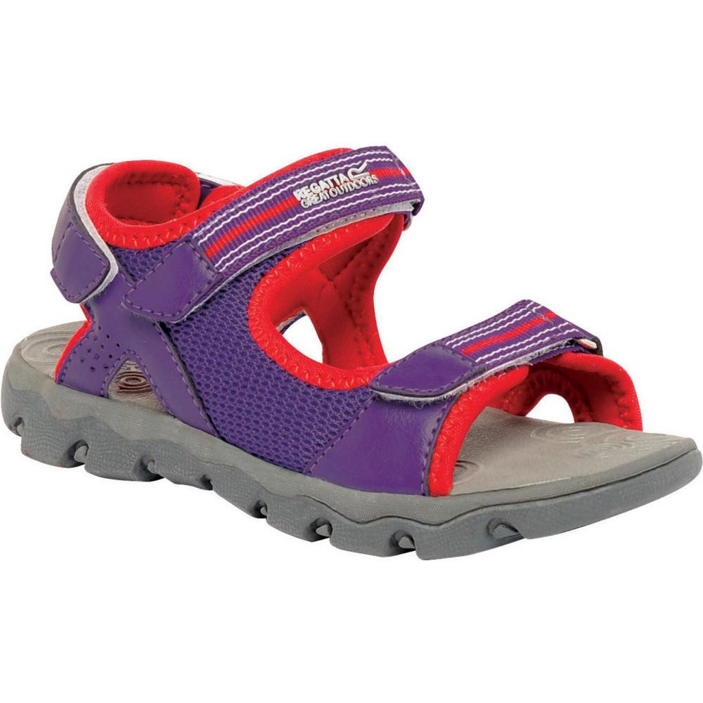 Product image of Regatta Girls Terrarock Junior Lightweight Stretch Walking Sandals UK Size 1 (EU 33)