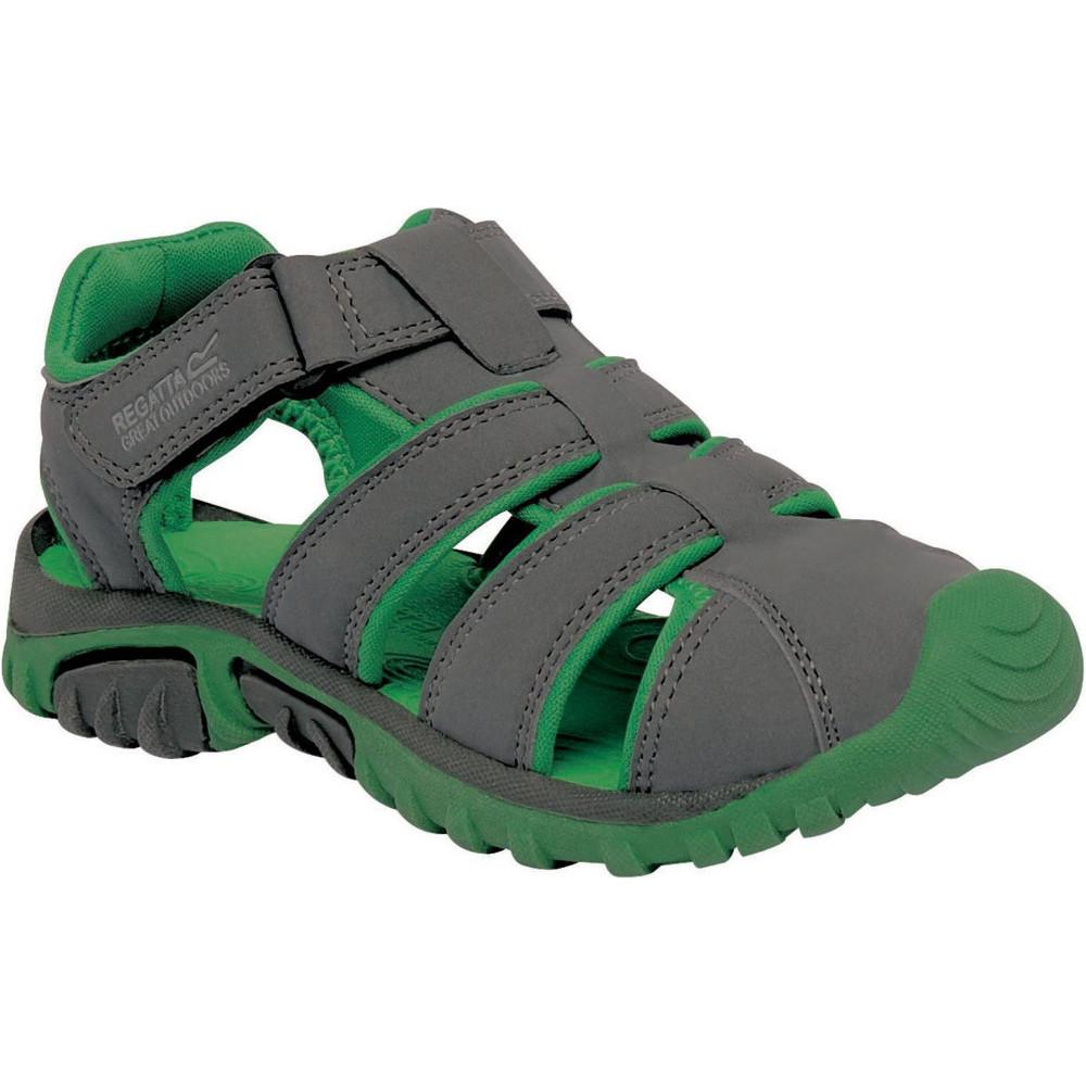 Product image of Regatta Boys Boardwalk Lined Upper Stretch Walking Sandals UK Size 1 (EU 33)