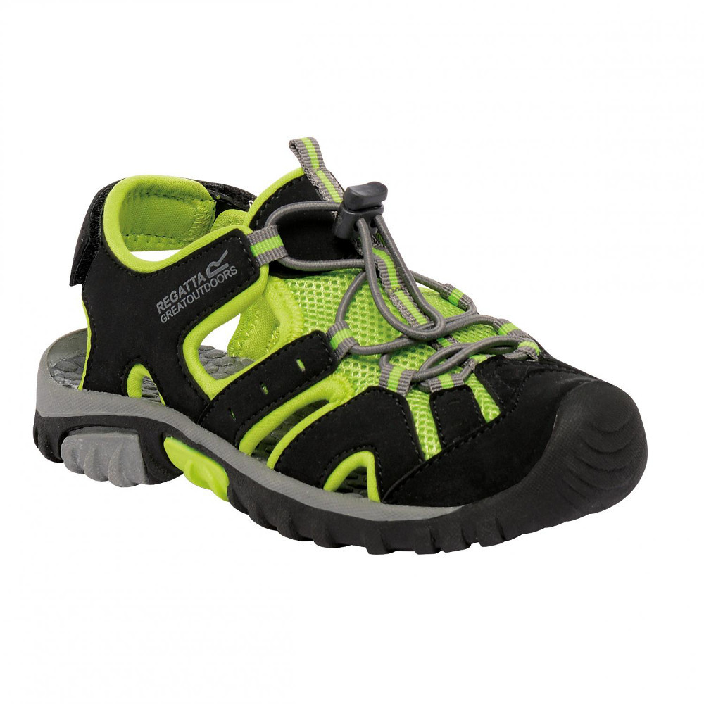 Product image of Regatta Boys Deckside Junior Lightweight Breathable Walking Sandals UK Size 6 (EU 39)