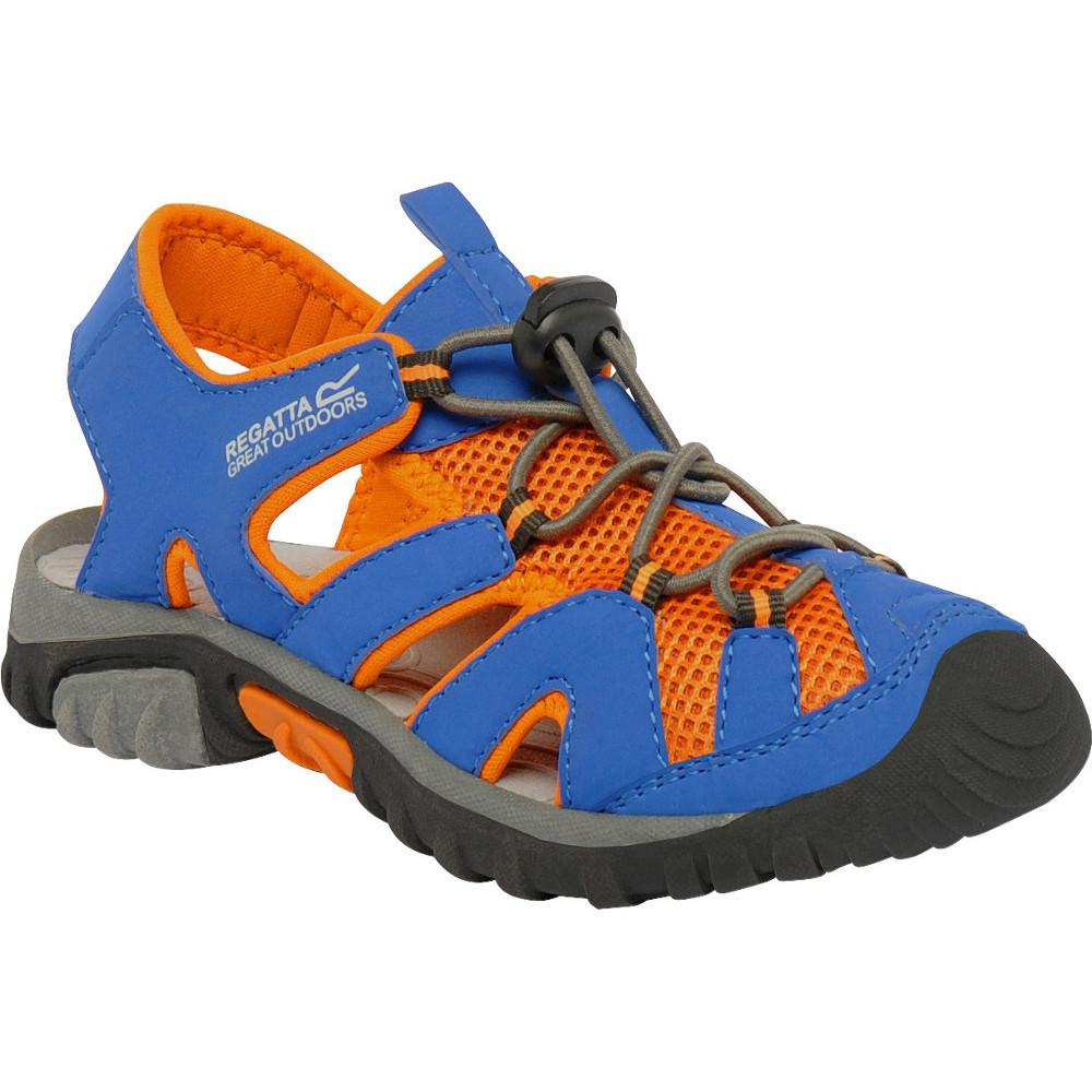 Product image of Regatta Boys Deckside Junior Lightweight Breathable Walking Sandals UK Size 2.5 (EU 35)