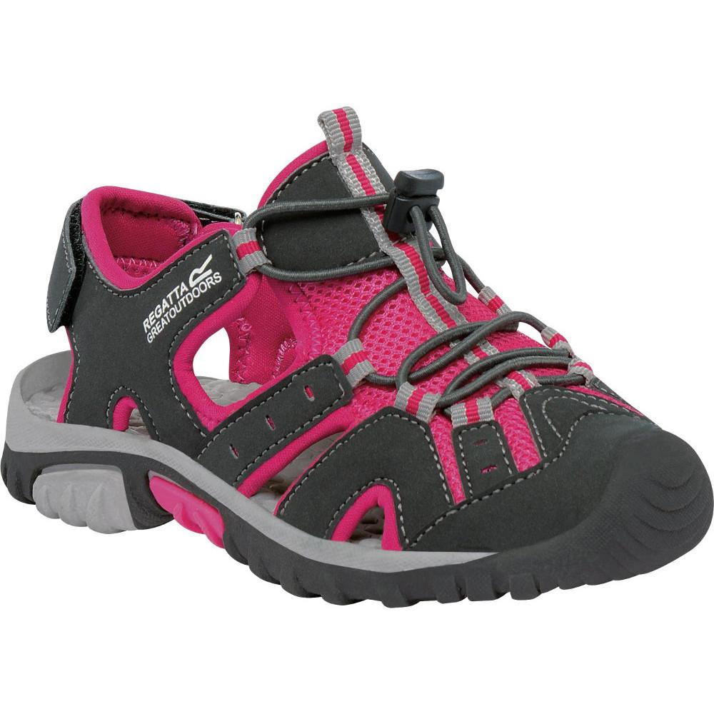 Product image of Regatta Boys Deckside Junior Lightweight Breathable Walking Sandals UK Size 5 (EU 38)