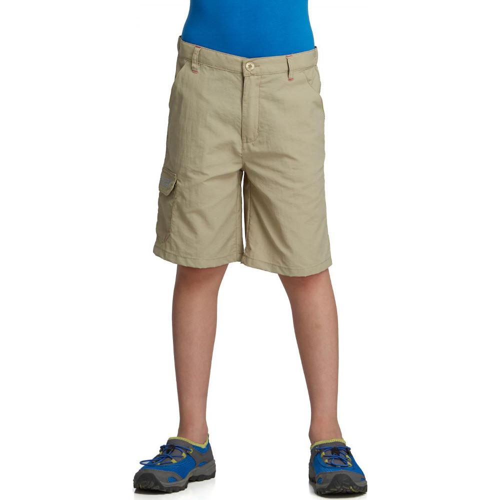 Product image of Regatta Boys & Girls Warlock II Lightweight Technical Walking Shorts 3 years - Waist 53-54cm