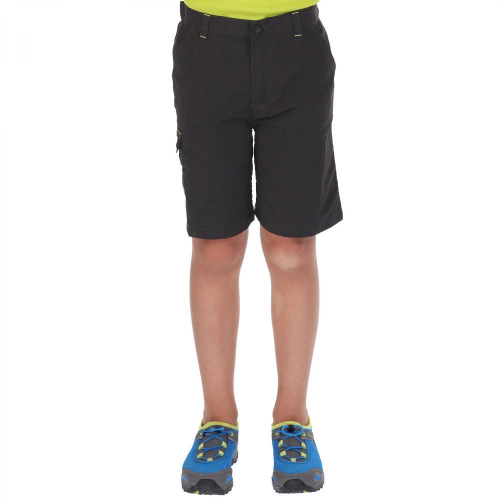 Product image of Regatta Boys Sorcer Lightweight Polyamide Walking Shorts 11-12 Years