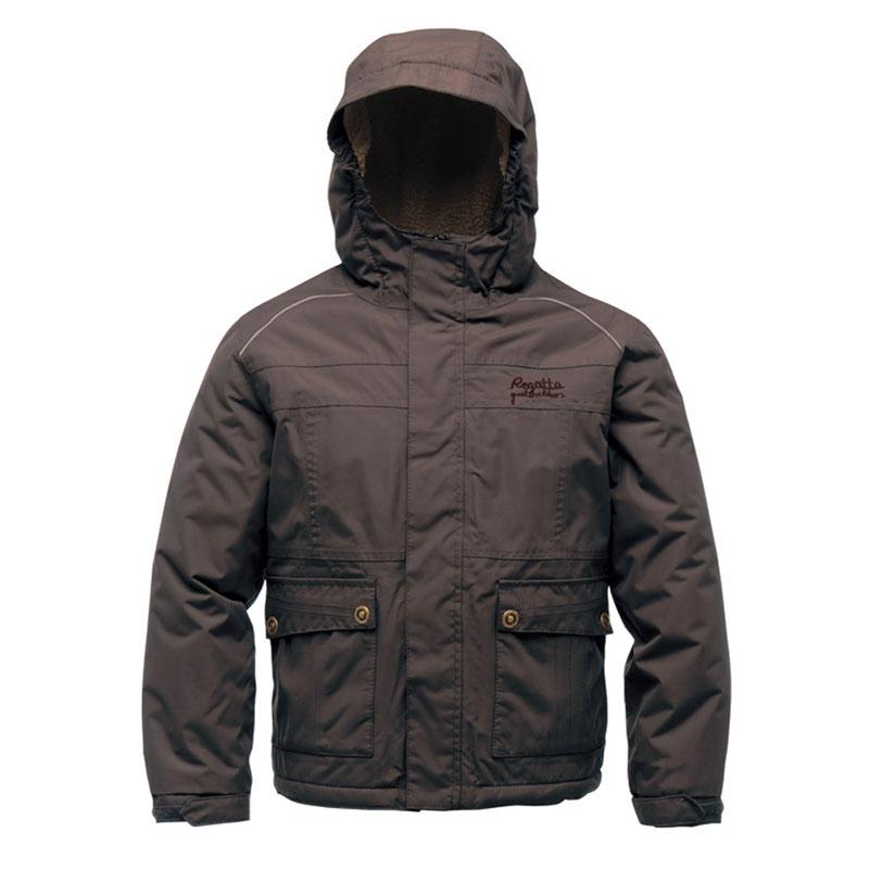 RegattaBoys Mudslide Waterproof Insulated Hooded Jacket