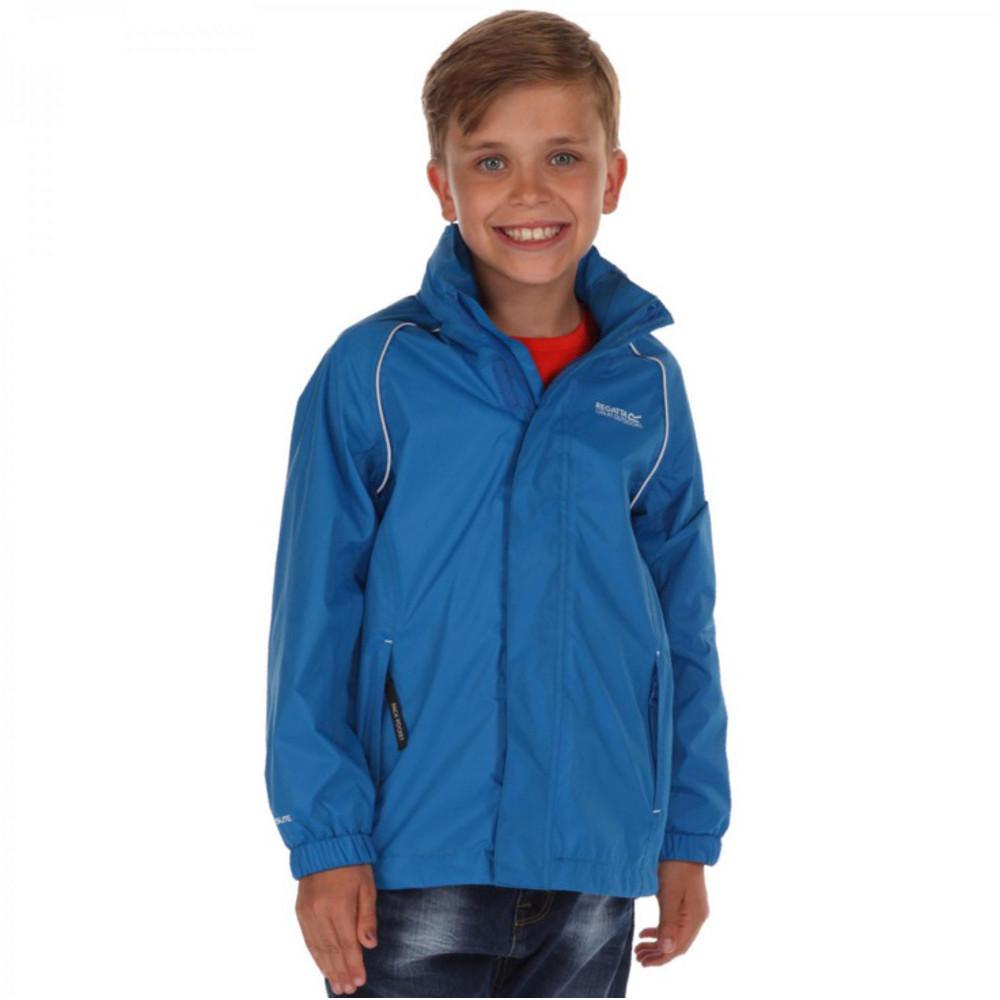 Regatta Boys & Girls Fieldfare Waterproof Breathable Jacket