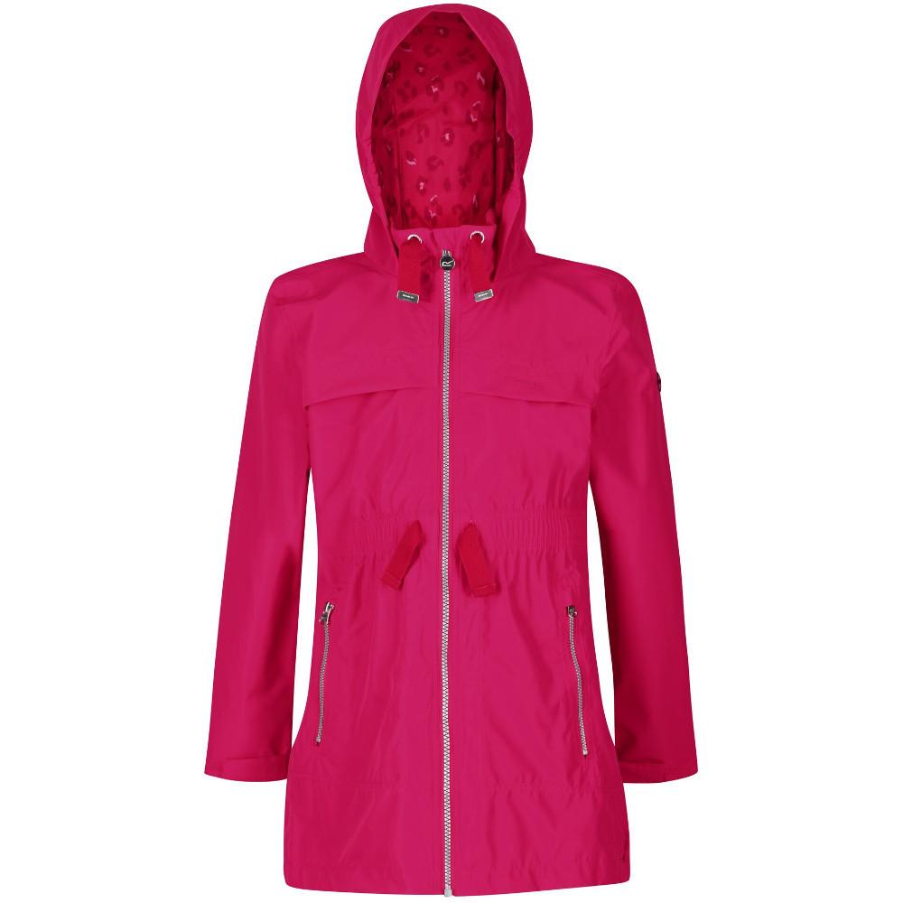 Regatta BoysandGirls Ascendo Polyester Rayon Full Zip Fleece Jacket 13 Years