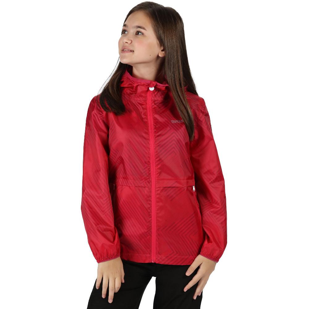 Regatta BoysandGirls Bagley Water Repellent Breathable Coat 15-16 Years