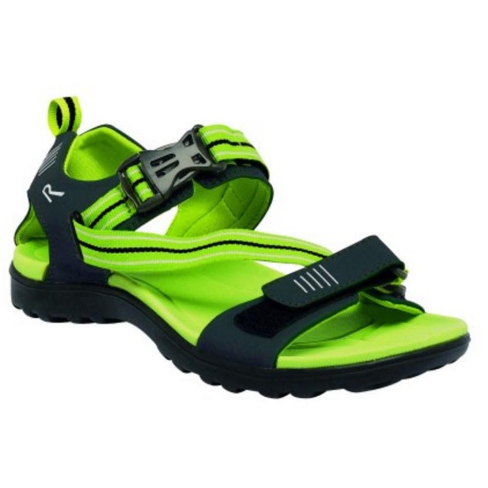 Product image of Regatta Mens Supa-Swift Lightweight Two Strap Walking Sandals UK Size 10 (EU 45)