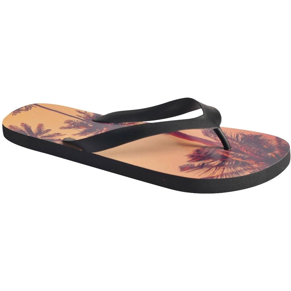 Regatta Mens Bali Lightweight Cushioned Flip Flop Thong-style Sandals Uk Size 9 (eu 43)