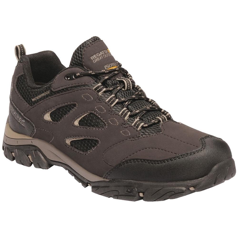 Regatta BoysandGirls Samaris Mid Waterproof Isotex Hiking Boots Uk Size 9 (eu 28)
