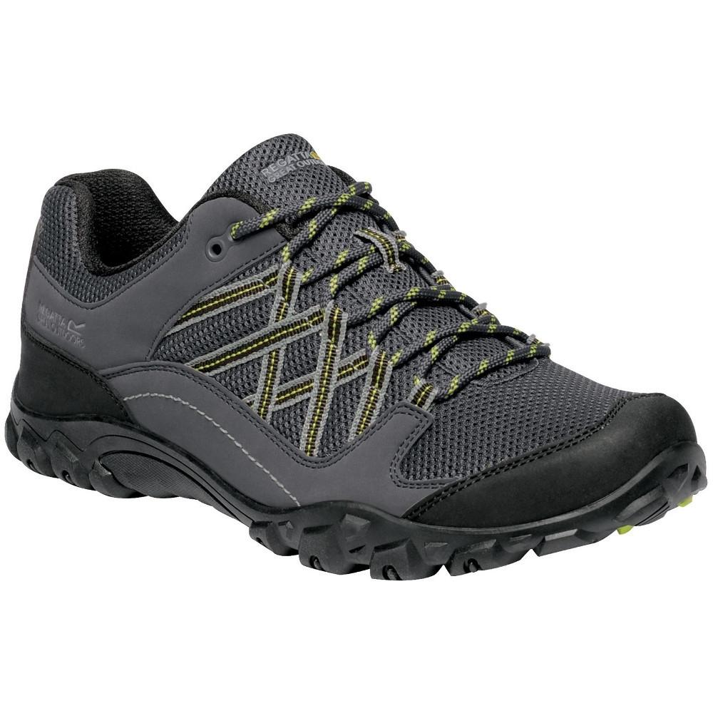 Regatta Mens Edgepoint III Waterproof Lace Up Walking Shoes