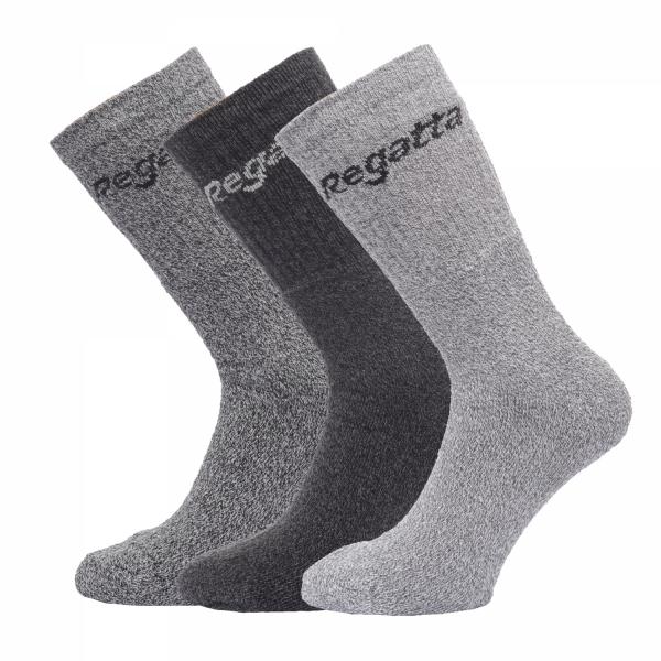 Product image of Regatta 3 Pack Sock
