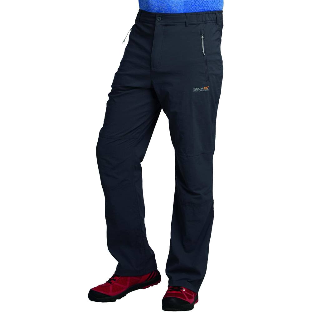 Regatta Mens Fellwalk Outdoor Stretch Walking Trousers