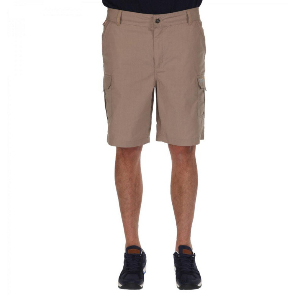 Product image of Regatta Mens Delph Polycotton Walking Shorts