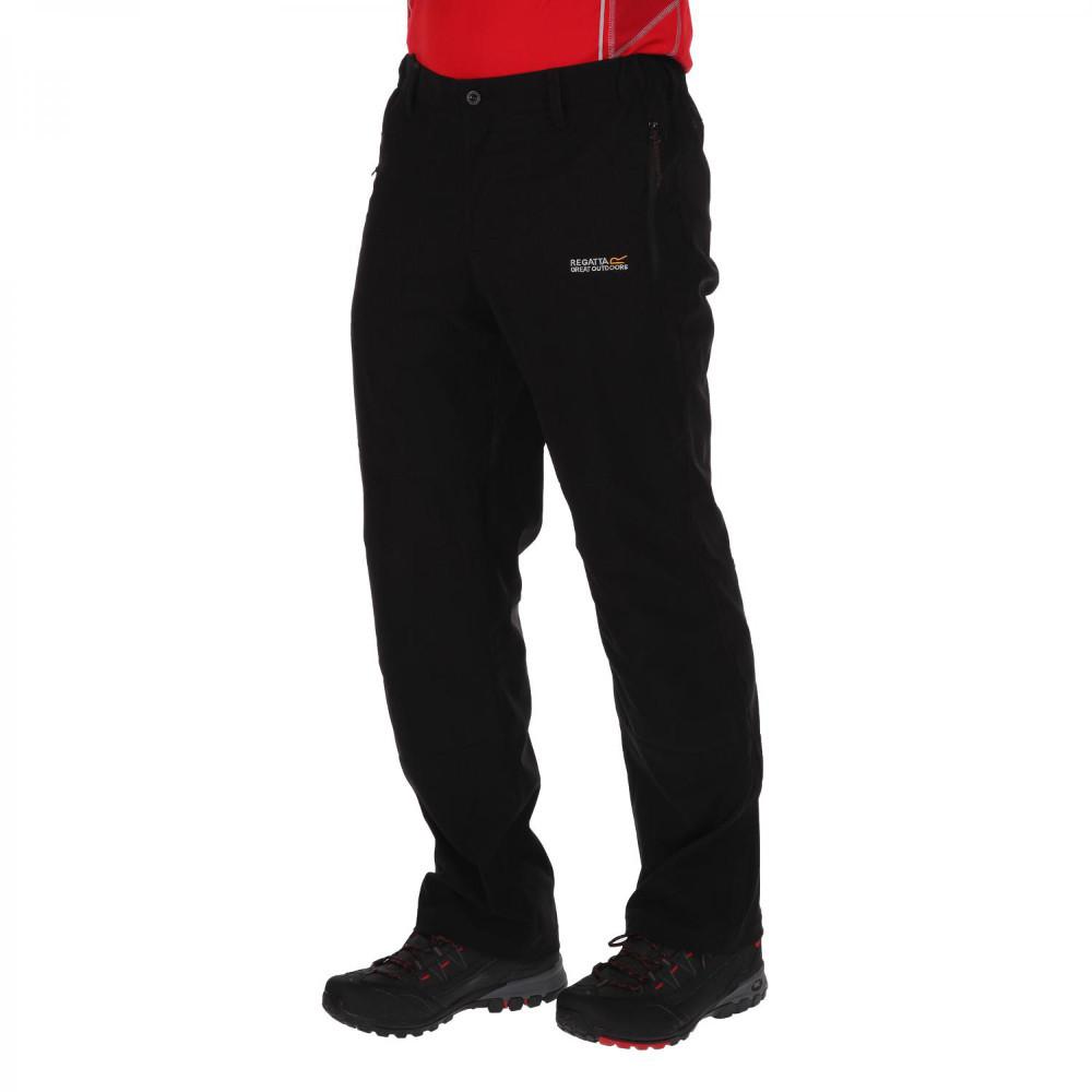 Regatta Mens Dayhike II Lightweight Waterproof Stretch