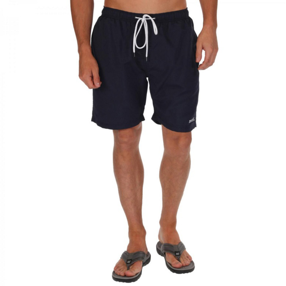 Product image of Regatta Mens Mawson Mesh Lined Polyester Swim Short 3XL - Chest 49-51' (124.5-129.5cm)