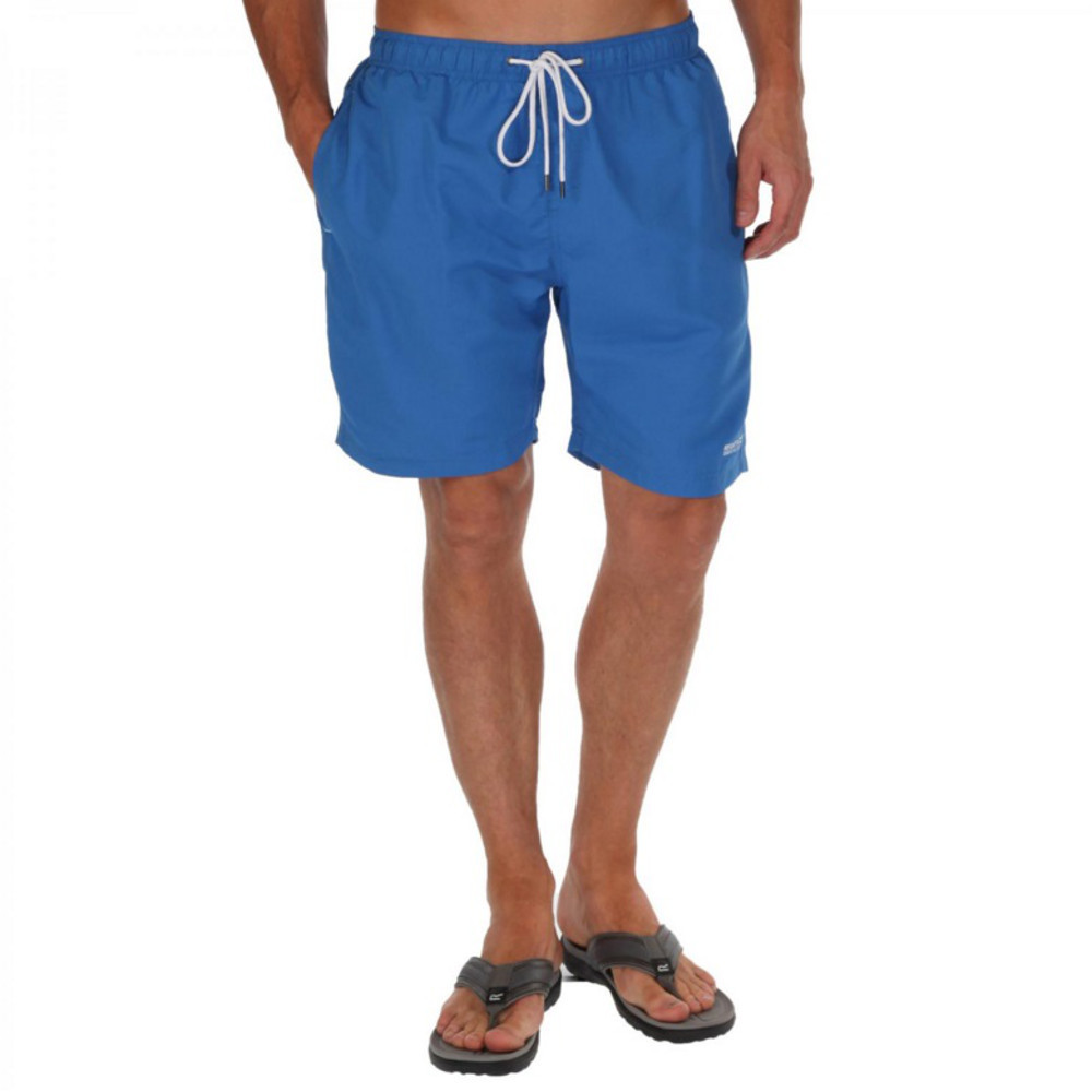 Product image of Regatta Mens Mawson Mesh Lined Polyester Swim Short XL - Chest 43-44' (109-112cm)