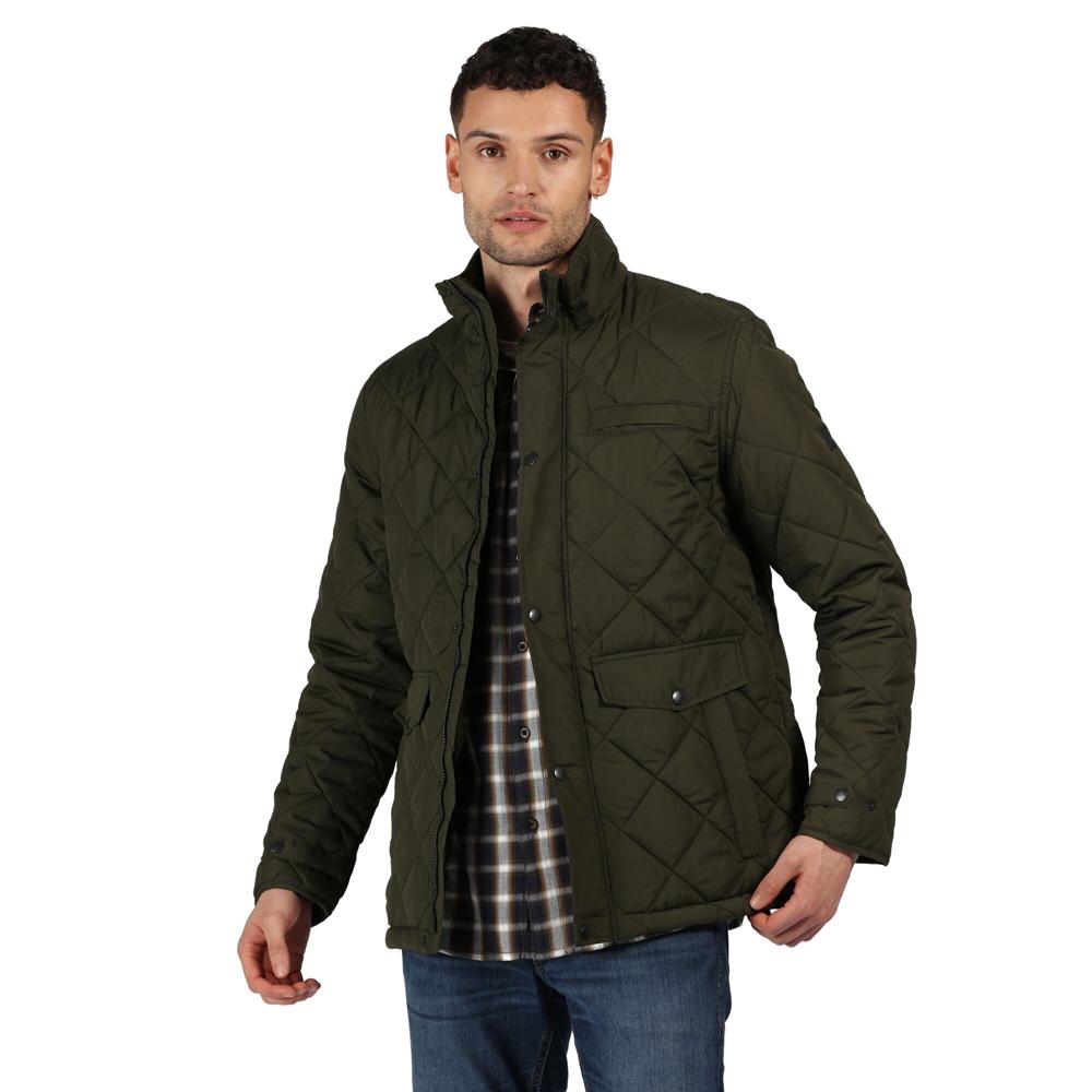 Regatta Boys Recharge Lightweight Durable Insulated Walking Jacket 7-8 Years - Chest 25-26.5 (63-67cm)