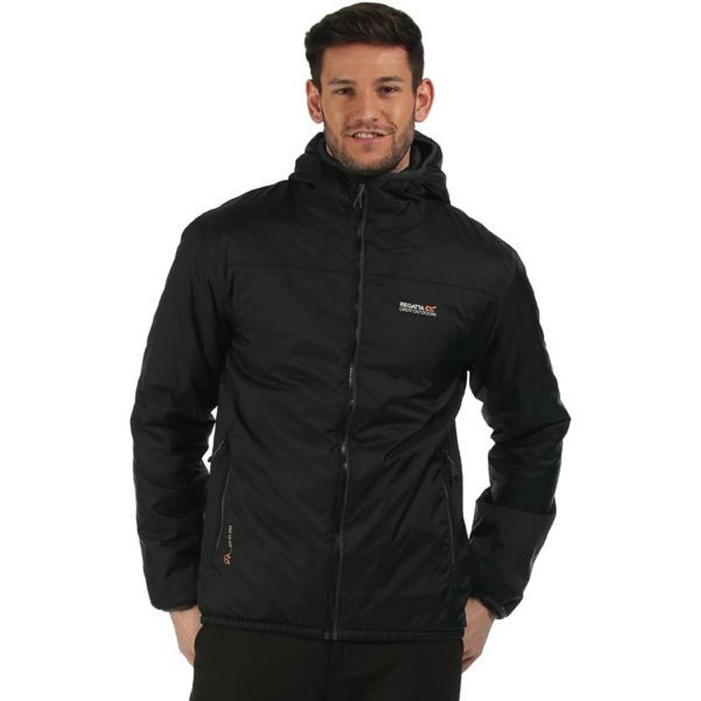 Mens regatta jacket - Black
