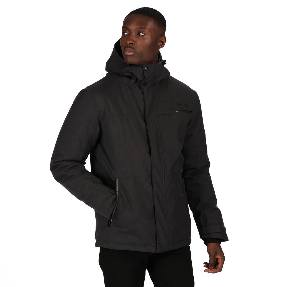 Regatta Boys Calderdale Waterproof Breathable Jacket 15 Years - Chest 86-98cm (height 164-170cm)