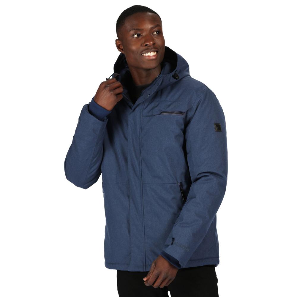 Regatta Boys Calderdale Waterproof Breathable Jacket 3-4 Years - Chest 55-57cm (height 98-104cm)