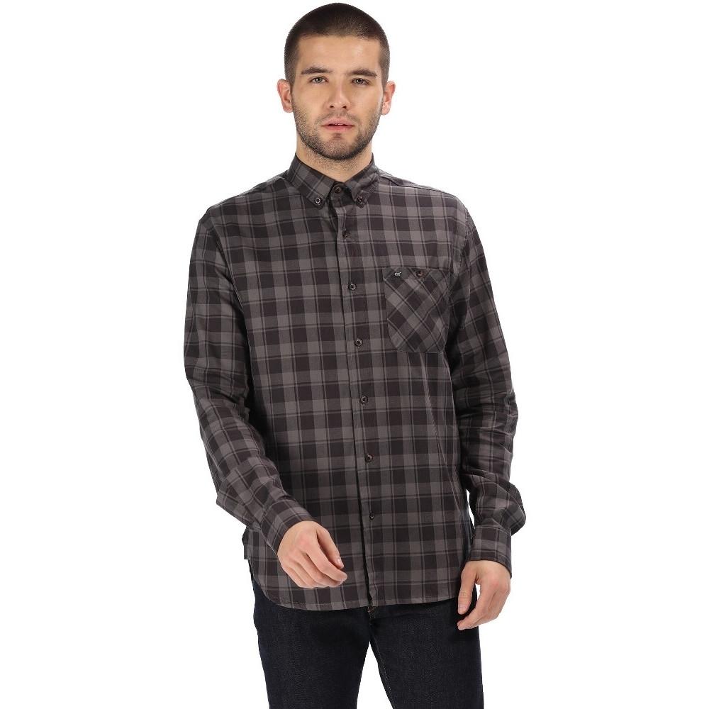 Regatta Boys  Heatshield Coolweave Cotton Graphic Walking T Shirt 5-6 Years - Chest 23-24 (59-61cm)