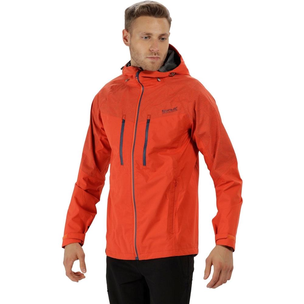 Regatta Mens Montegra Waterproof Reflective Isotex 10000