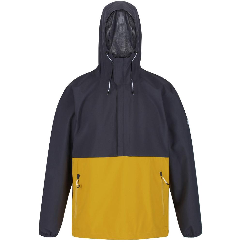 Regatta Boys Calderdale Waterproof Breathable Jacket 7-8 Years - Chest 63-67cm (height 122-128cm)