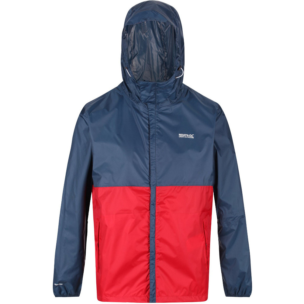 Regatta Mens Andram Ii Water Resistant Breathable Down Walking Jacket S - Chest 37-38 (94-96.5cm)
