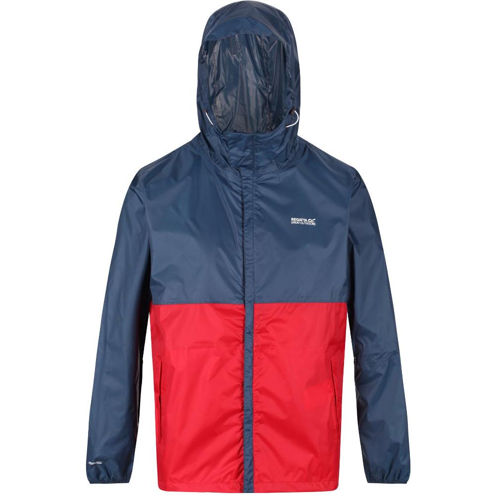 Regatta Mens Andram Ii Water Resistant Breathable Down Walking Jacket Xxl - Chest 46-48 (117-122cm)