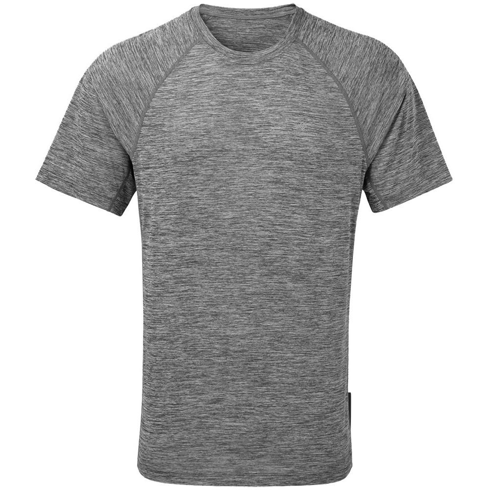 Regatta Mens Mindano Iv Wicking Quick Dry Short Sleeve Shirt S - Chest 37-38 (94-96.5cm)