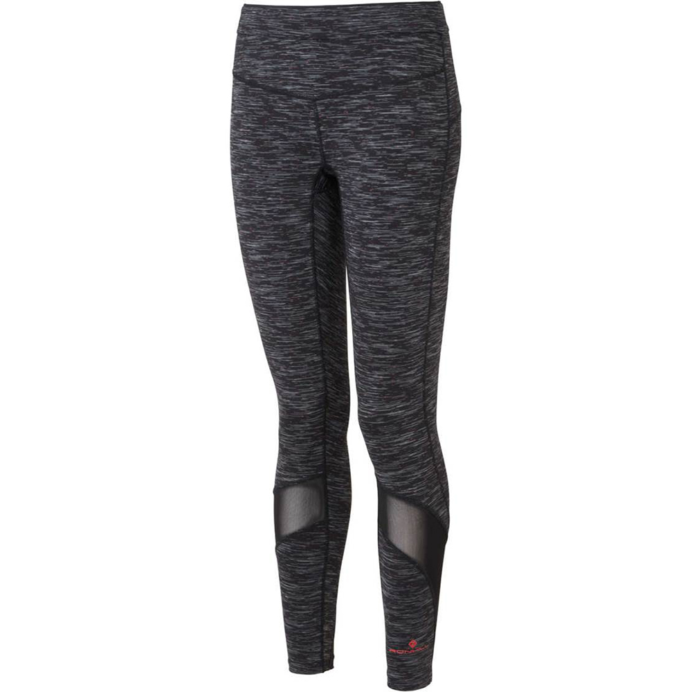 Image of Ron Hill Womens Infinity Breatable Wicking Active Tights UK 14- Waist 30-32' (76-81cm)