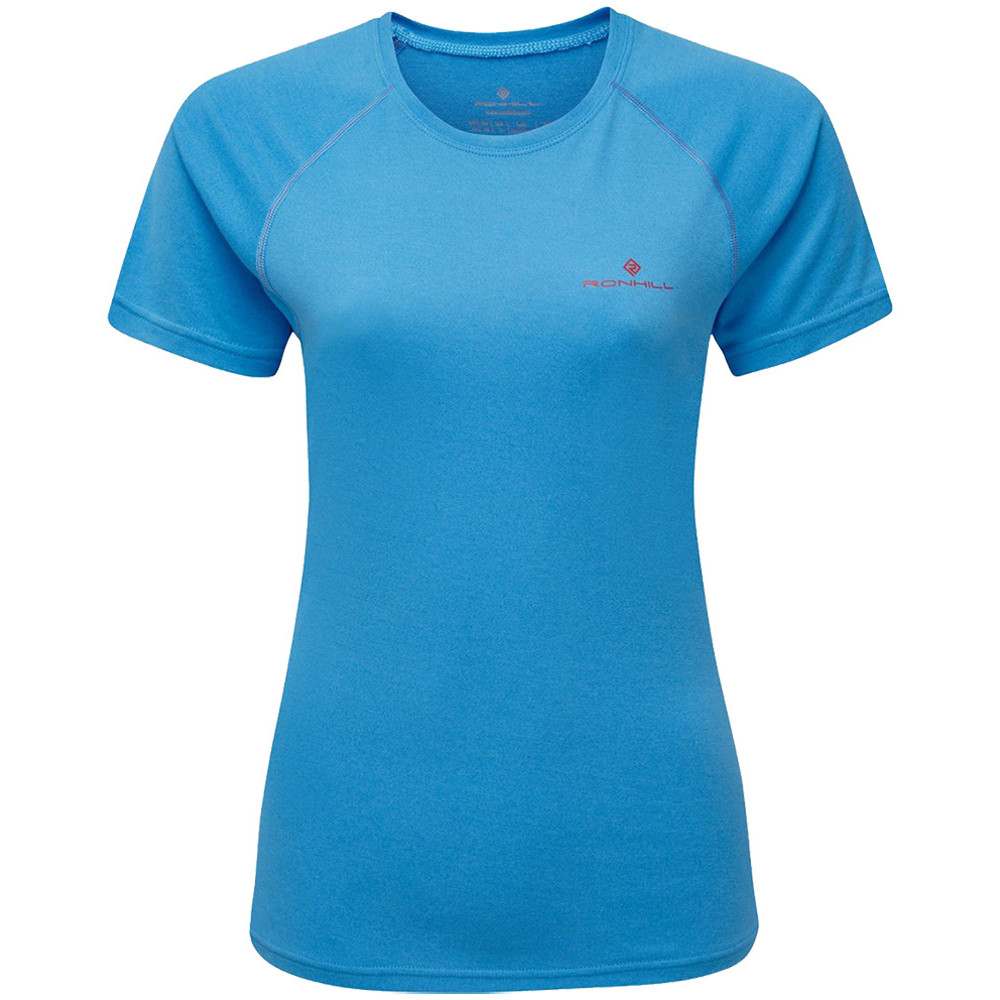 Image of Ron Hill Womens Everyday Breathable Relaxed Fit T Shirt UK 18 - Bust 41.5-44' (105-112cm)