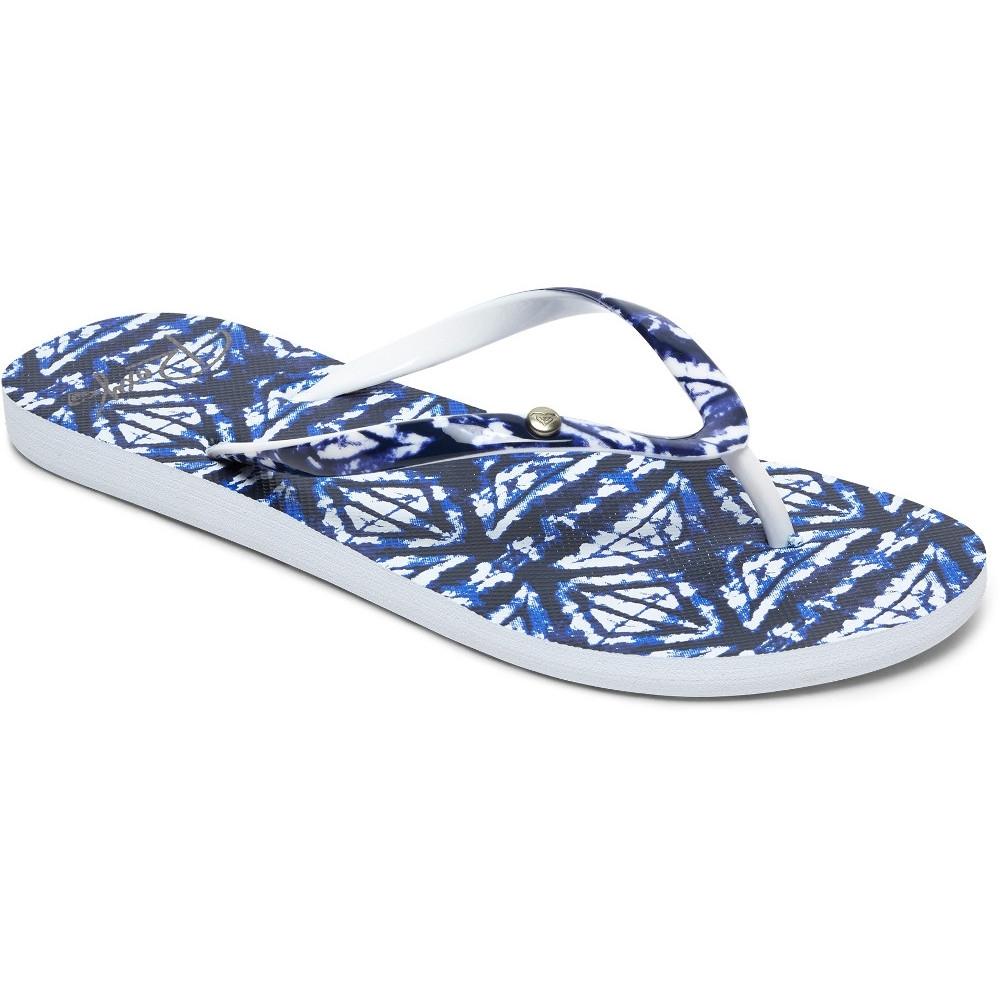 Image of Roxy Womens/Ladies Portofino II Toe Post Casual Flip Flop Sandals UK Size 7 (EU 40 US 9)