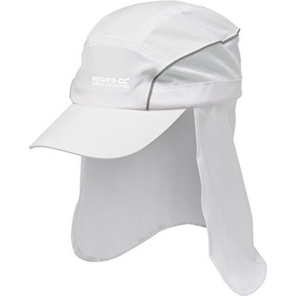 Product image of Regatta Mens & Womens/Ladies Coolhead 3 Desert / Legionnaire Cap One Size