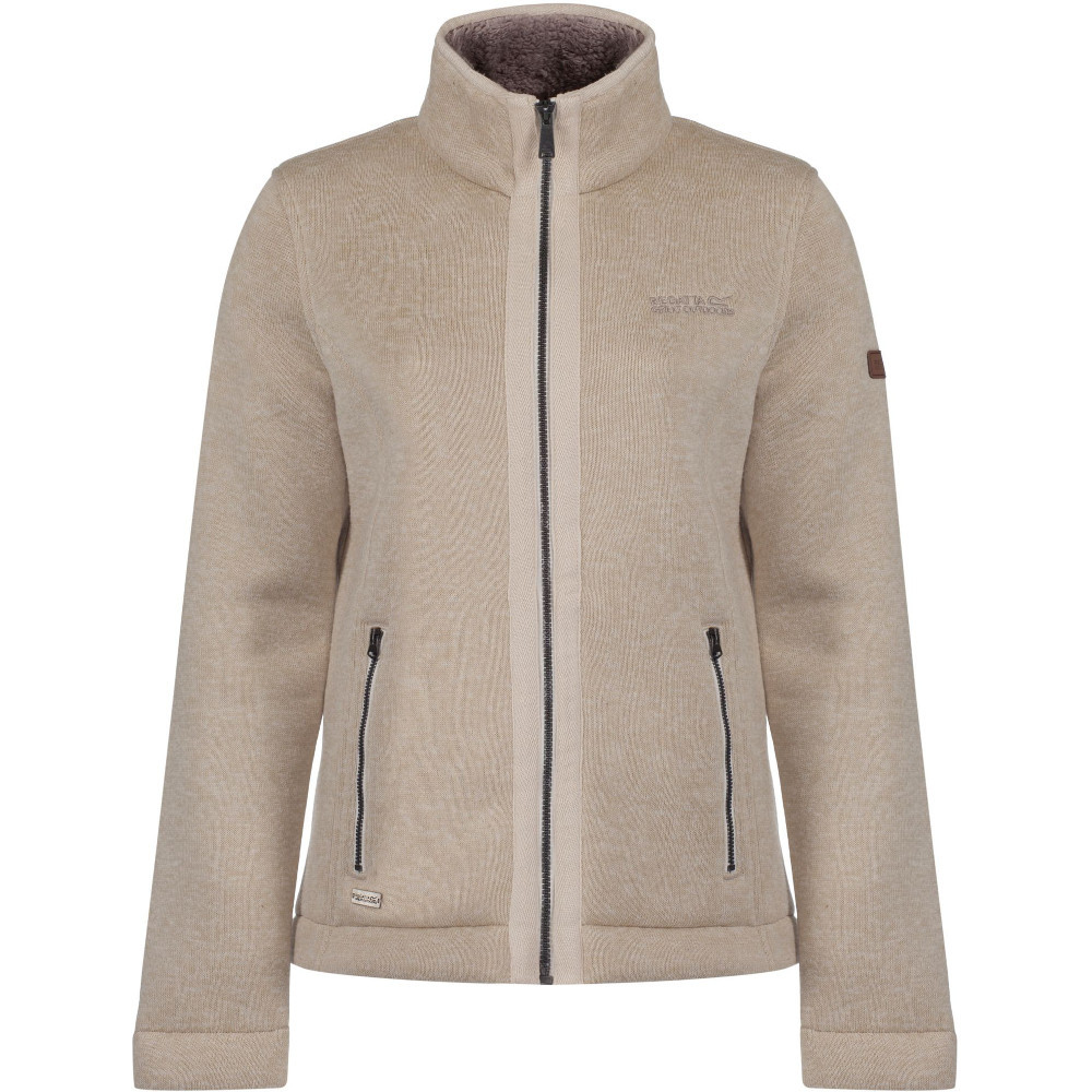 Regatta Womens/Ladies Ranita Thick High Pile Full Zip