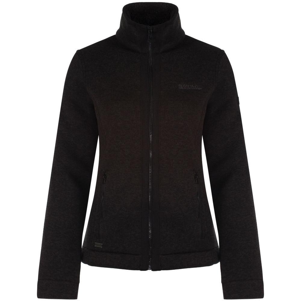 Regatta Womens/Ladies Ranita Thick High Pile Full Zip Fleece ...