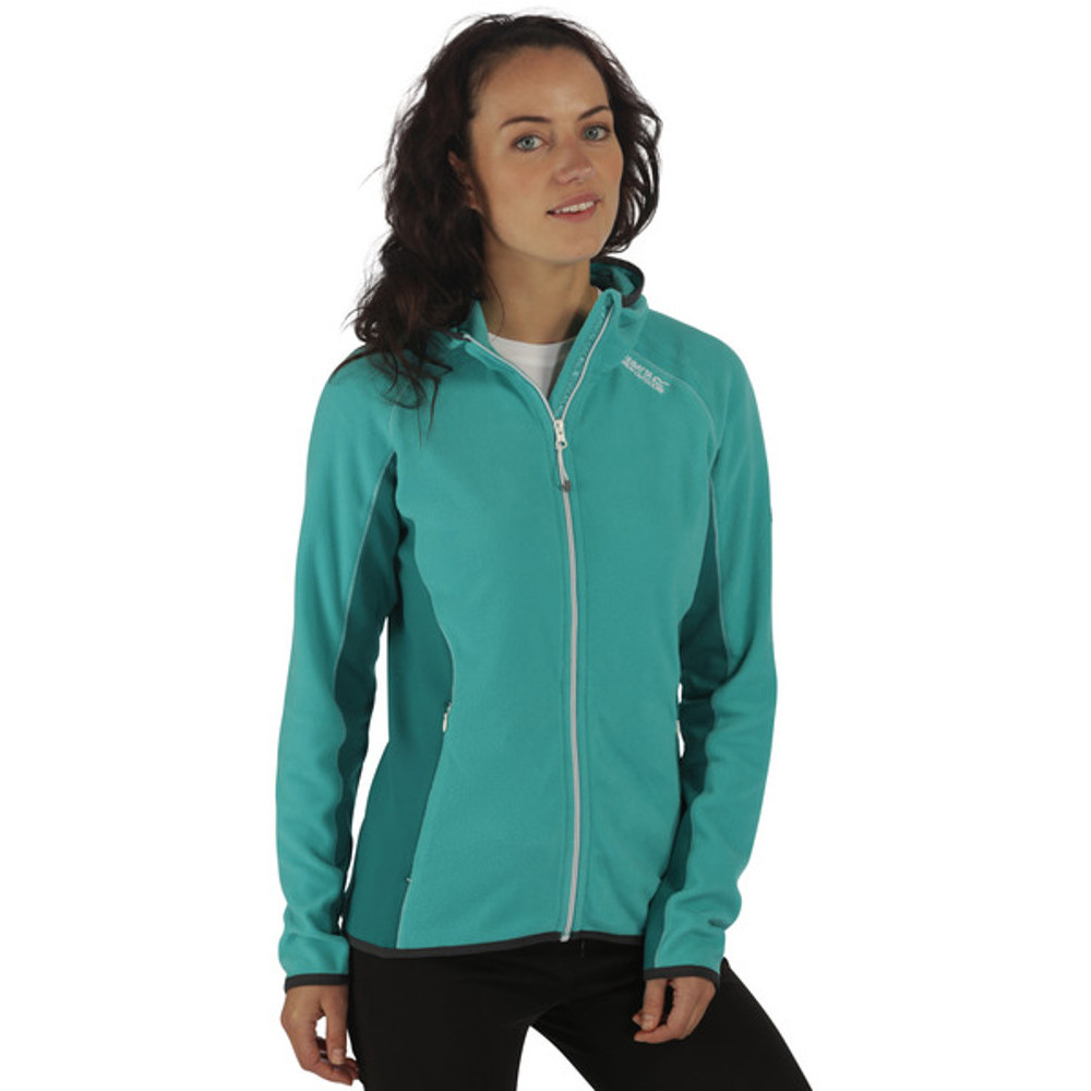 Regatta Womens/Ladies Seymore III Full Zip Thick Warm Fleece Jacket 8 - Bust 32 (81cm)