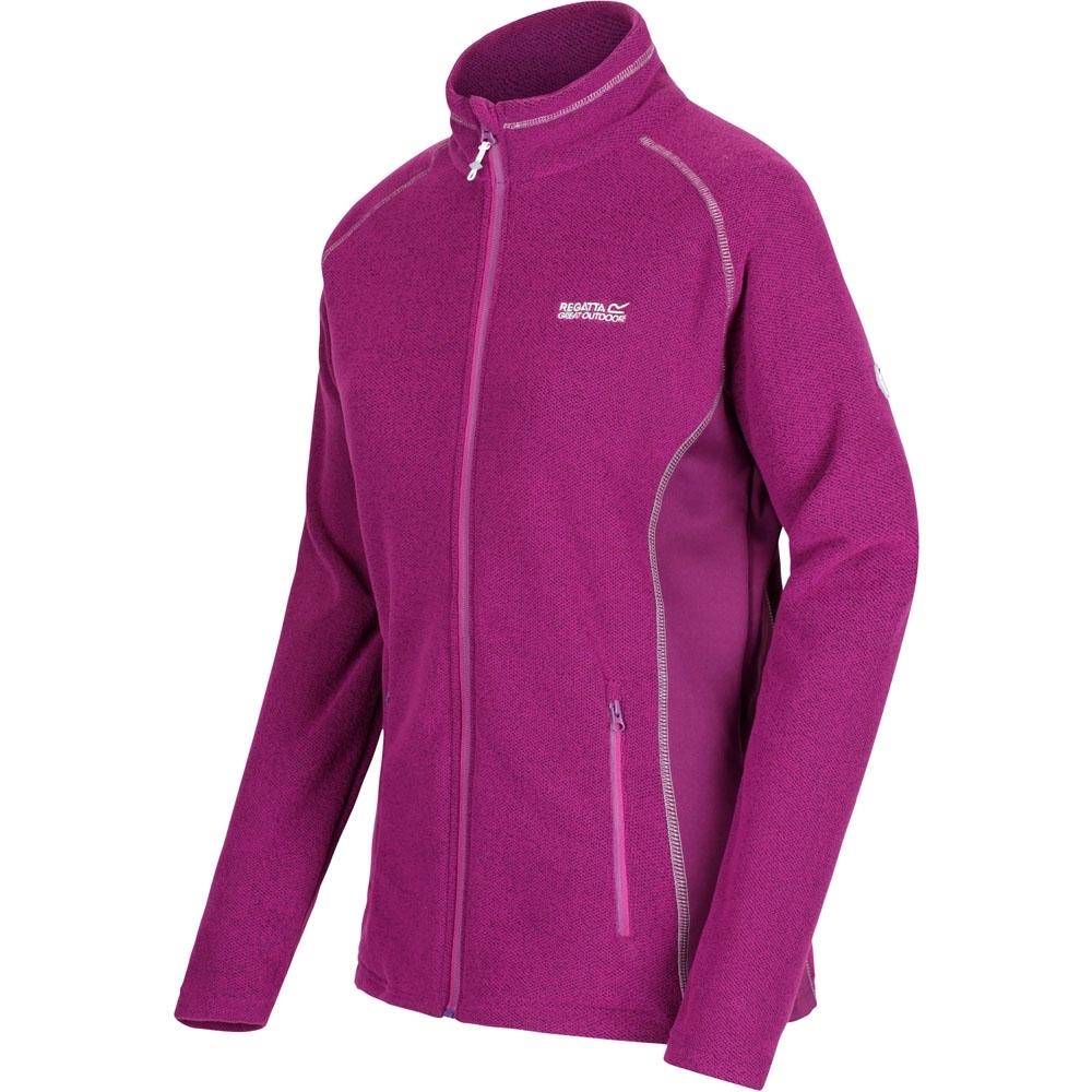 Regatta Womens/Ladies Tafton Full Zip Polyester Stretch Walk